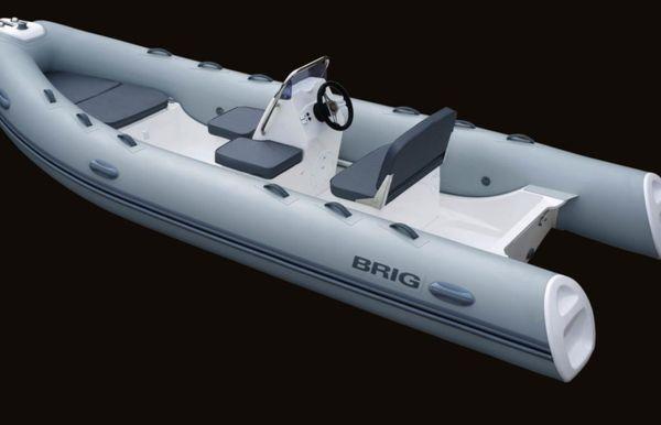 2021 Brig Falcon Tender 480