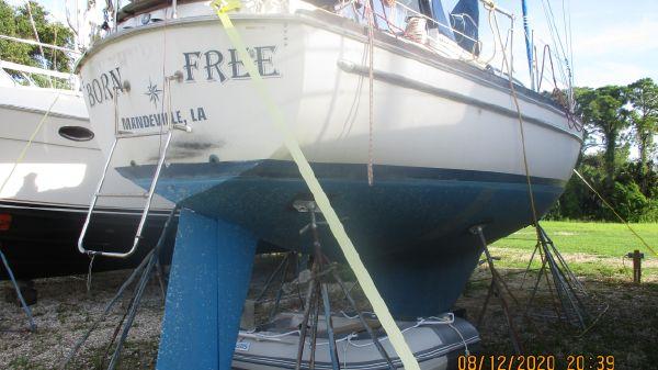 Gulfstar Sailmaster 39 MKI