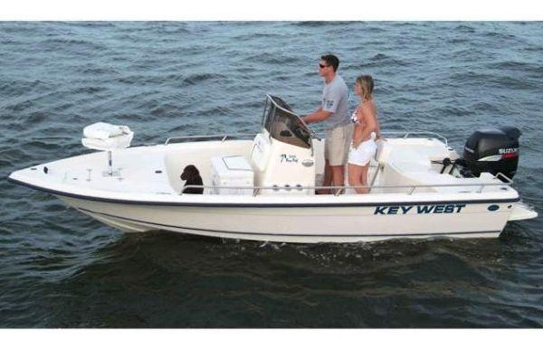 2019 Key West 186 Bay Reef