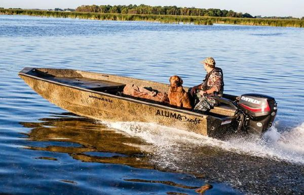 2020 Alumacraft Waterfowler 16 TL