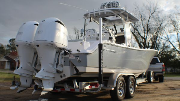 Sportsman Open 282TE Center Console