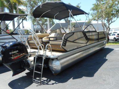 2018 Crest<span>Continental 250 SLR2 Pontoon Boat</span>