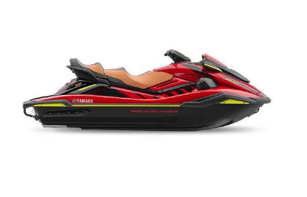 2022 Yamaha WaveRunner FX Cruiser SVHO