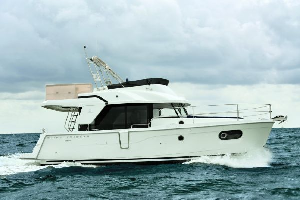 Beneteau Swift Trawler 35 - main image