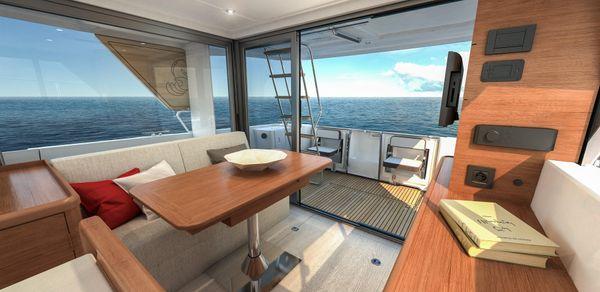 Beneteau Swift Trawler 35 image