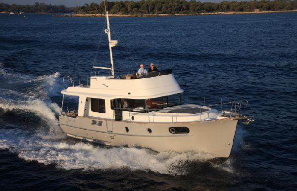 2019 Beneteau Swift Trawler 44