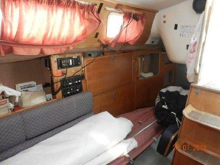 Parker 275 Lifting keel image
