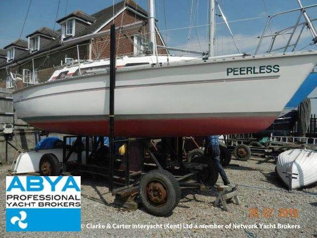 1992 Parker 275 Lifting keel Gillingham, United Kingdom
