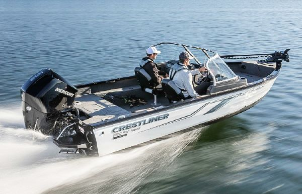 2019 Crestliner 1850 Fish Hawk WT