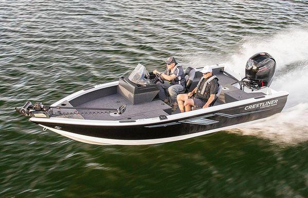 2019 Crestliner 1750 Fish Hawk SC JS
