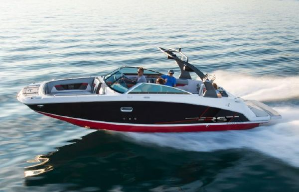 2021 Four Winns HD8 RS Surf