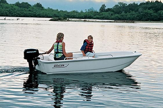 2017 Boston Whaler 110 Tender