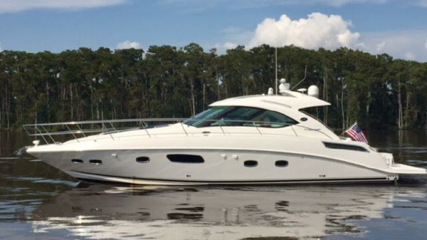 Sea Ray 470 Sundancer MY