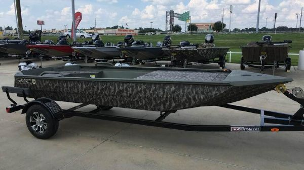 Edge Duck Boats 553 Gamekeeper