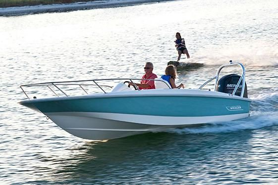 2018 Boston Whaler 170 Super Sport