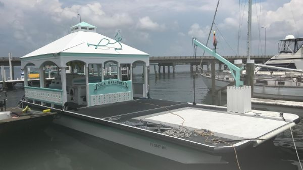 Custom 42 Play Boat