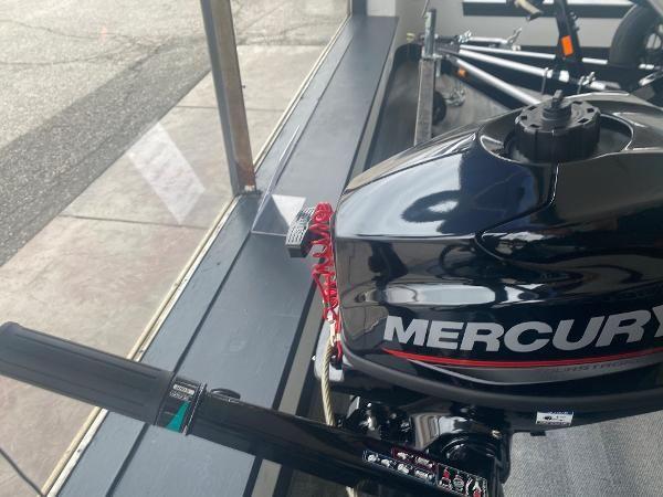 Mercury 3.5hp 4 Stroke Outboard