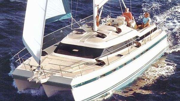 Island Packet Packet Cat catamaran