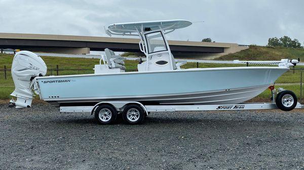 Sportsman Masters 267OE Bay Boat