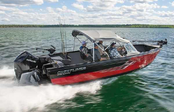 2019 Crestliner 2050 Authority