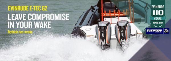 Evinrude  E-TEC G1 & G2 25-300hp ★ 7 Years of Factory Backed Coverage on all E-TEC & E-TEC G2 Engines  image