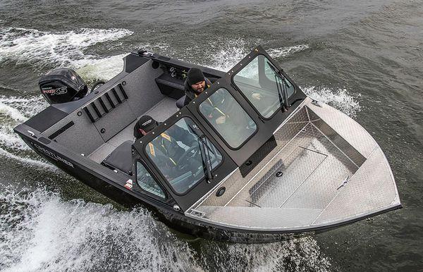 2019 Crestliner 1850 Commander Elite