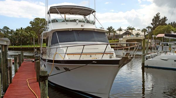 DeFever 53 POC Motor Yachts