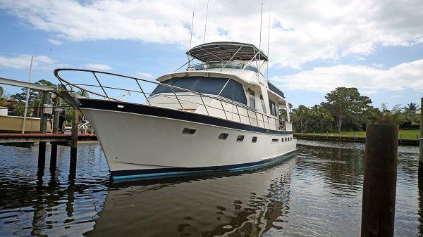 DeFever 60 POC Motor Yachts