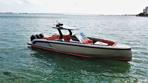 Vanquish Yachts VQ 40