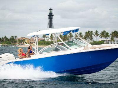 2020 Sea Chaser<span>27 DC</span>