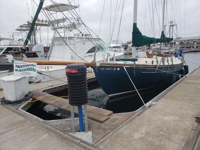 1980 Blue Water<span>Ingrid 38</span>