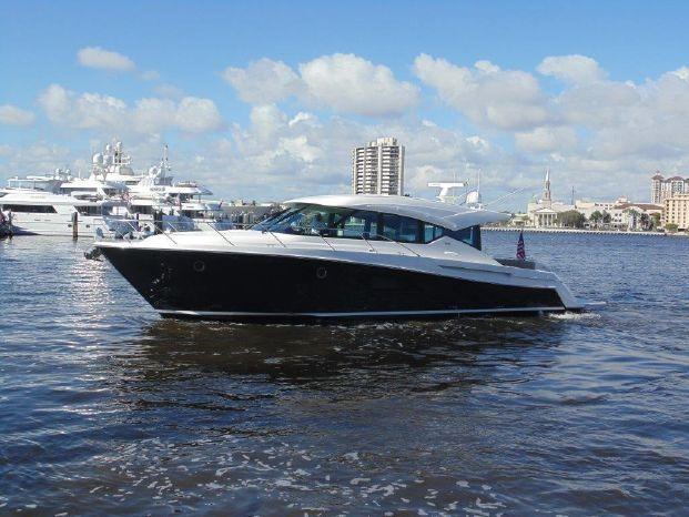 2014 Tiara 50' Express Cruiser