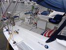 Hunter 44 Deck Salonimage