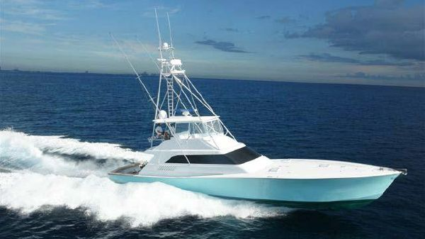 Tribute Custom Sportfish Convertible