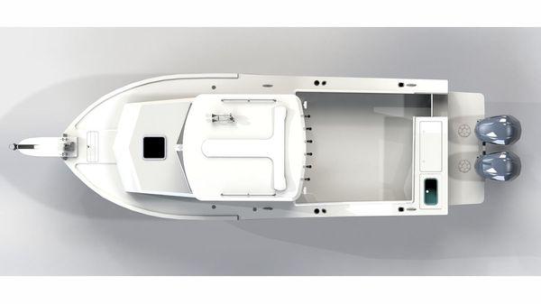 Parker 2520 XL Sport Cabin