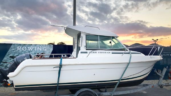 Jeanneau Merry Fisher 625 HB