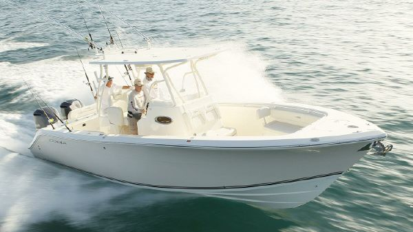 Cobia 296 Center Console Manufacturer Provided Image