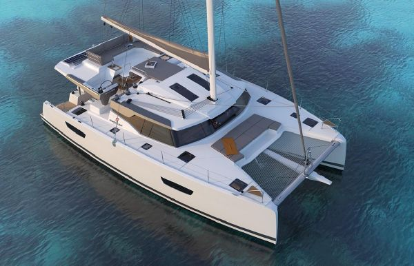2021 Fountaine Pajot Catamaran Elba 45
