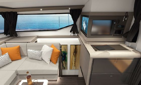 Fountaine Pajot Catamaran Elba 45 image