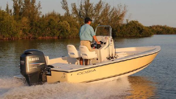 Cobia 21 Bay Manufacturer Provided Image