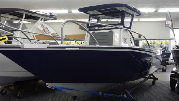 Extreme Boats 745 Center Console 24ft