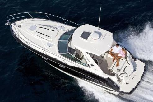 2018 Monterey 335 Sport Yacht