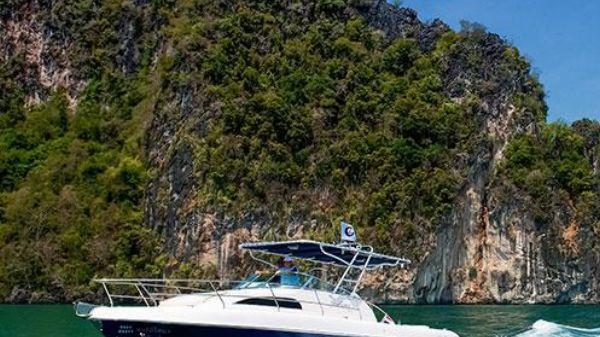 Gulf Craft Silvercraft 34