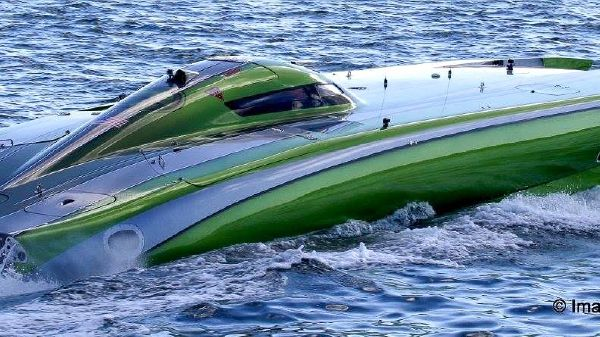 Mystic Powerboats 52 Race Boat
