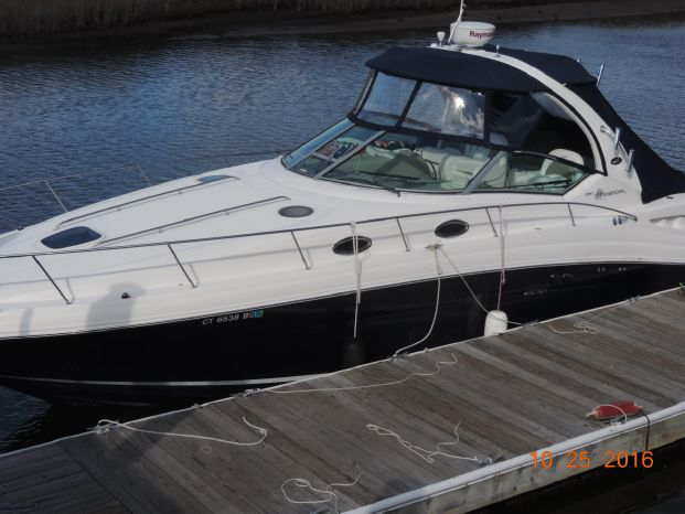 2007 Searay 34 sundancer-sportsman
