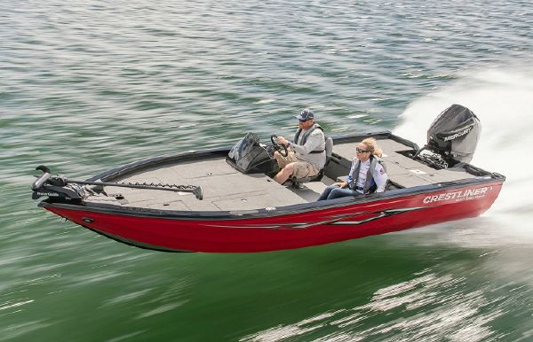 2019 Crestliner 1850 Bass Hawk