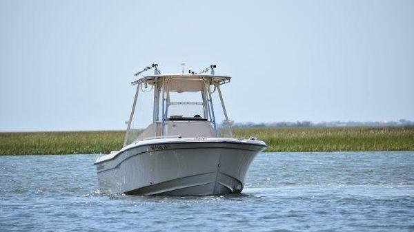 Grady-White Fisherman 222