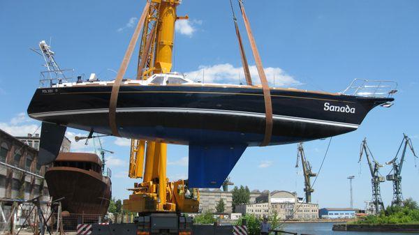 Sailboat SMY 54