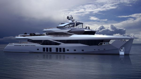 Numarine 45XP Hull #1
