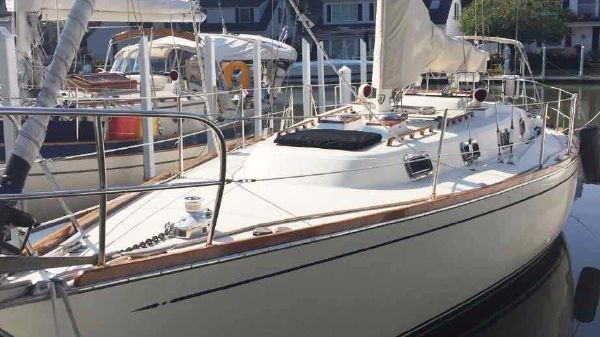 Used Tartan 37 Boats For Sale - Freeman Eckley in United States